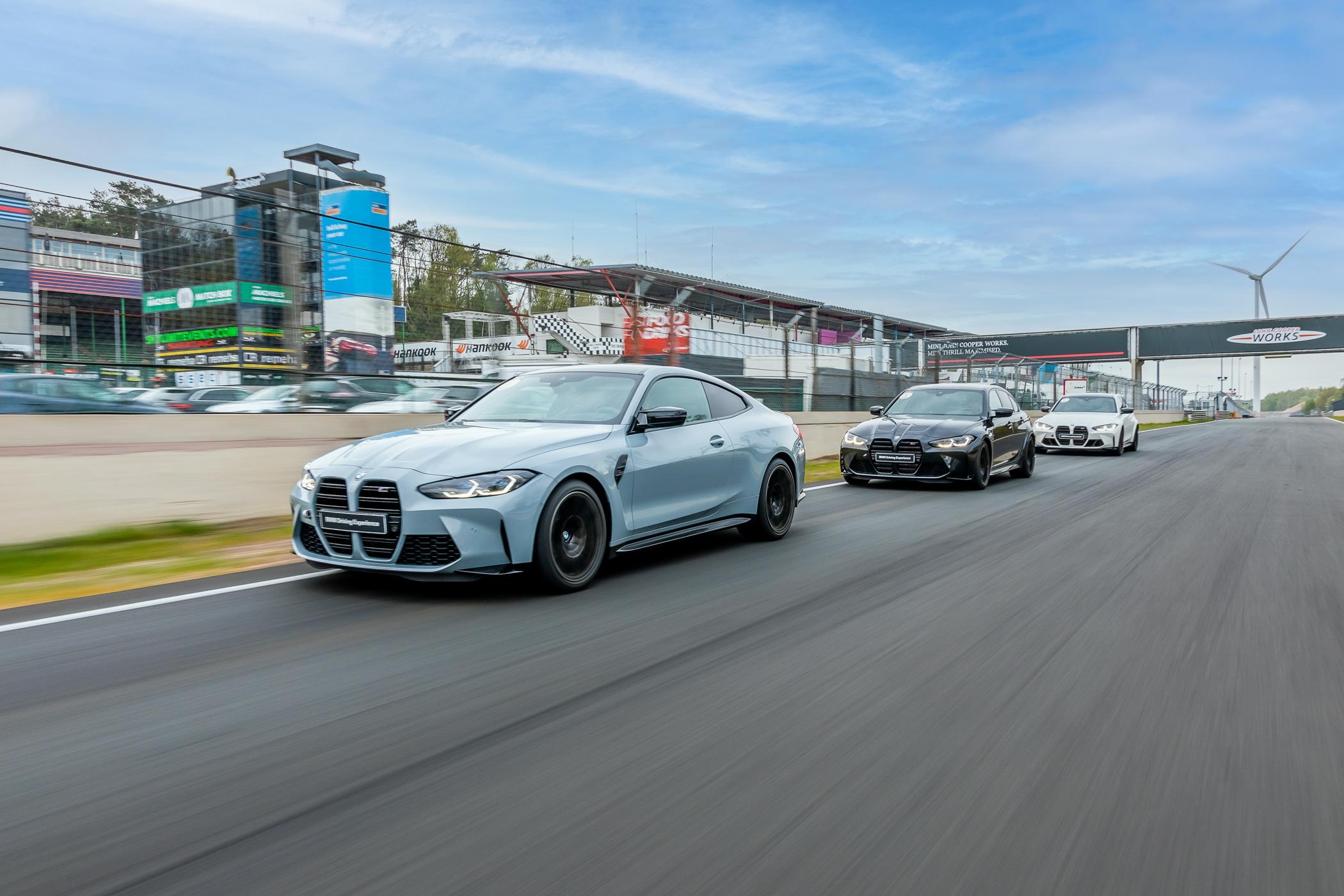 BMW Race Track