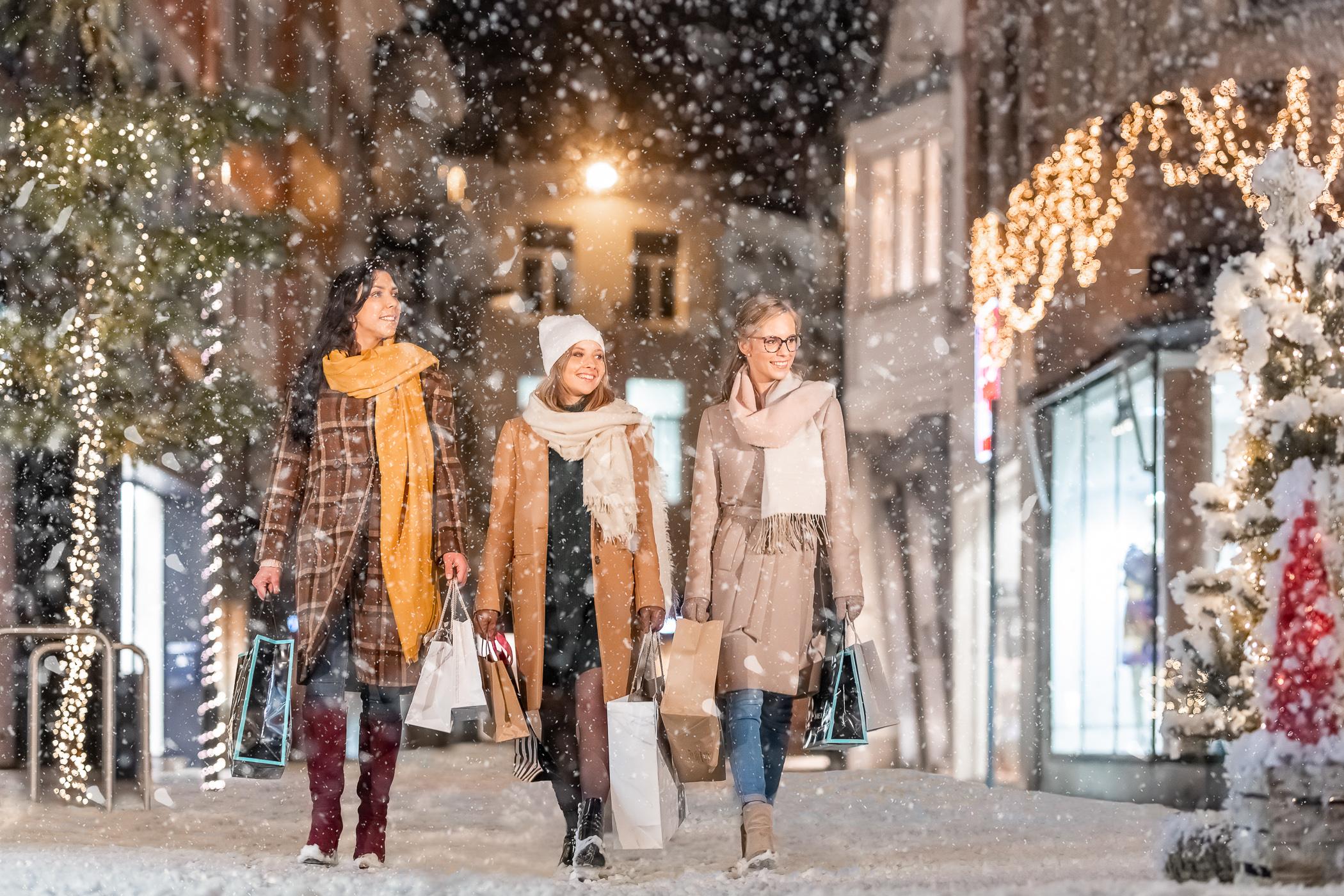 Stad Hasselt - Winter shoppen